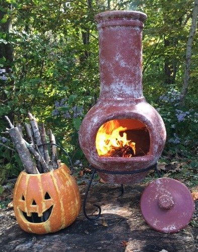 Medium Chimineas